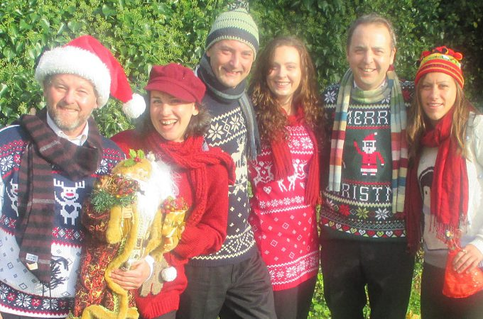 The Carol Singers Hire UK
